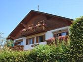 Apartments. Resort Portschach am Worthersee . Austria — Stock Photo