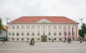 New City Hall in Klagenfurt. Carinthia. Austria — Stock Photo