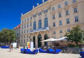 Museum Quarter. Vienna, Austria  — Stockfoto
