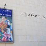 Постер, плакат: Museum Quarter Leopold Museum Vienna Austria