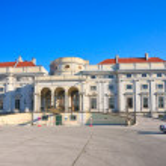 Viennese palace princes of Schwarzenberg (Palais Schwarzenberg) — Stock Photo #49026197