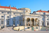 Viennese palace princes of Schwarzenberg (Palais Schwarzenberg) — Stock Photo