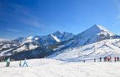 Ski resort schladming. Autriche — Photo