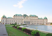 Upper Belvedere Palace. Vienna. Austria — Stock Photo