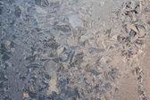 Frozen texture — Stock Photo