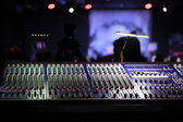 Mixing console. — Stock Photo