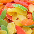 Sweet candied fruit. — Stock Photo