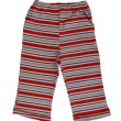 Children's striped pants — Stock Photo