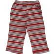 Children's striped pants — Stock Photo