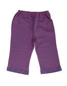 Children's striped pants — Foto de Stock