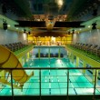 Aquatic center — Stock Photo