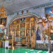 Interior of the Orthodox Church - Stock Photo