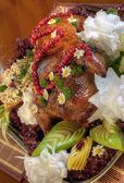 Fried chicken — Foto de Stock