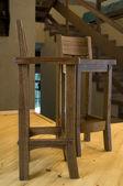 Eikenhouten meubilair — Stockfoto