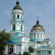 Holy Ascension Church, Izyum Ukraine — Stock Photo