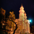 Greek Catholic Cathedral in Uzhhorod City - Stock Photo
