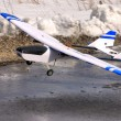 RC plane - Stock Photo