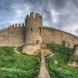 Medieval Akkerman fortress near Odessa in Ukraine - Stock Photo