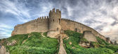Medieval Akkerman fortress near Odessa in Ukraine — Stock Photo