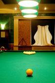 Tavolo da biliardo — Foto Stock