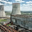 Power plant — Stockfoto