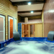 Stock Photo: Jacuzzi SpBathtub