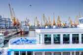 Seyahat gemisi — Stok fotoğraf
