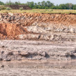 Sand quarry — Stock Photo