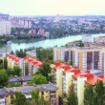 City of Donetsk, Ukraine — Stock Photo