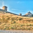 Tower of Genoa fortress in Sudak Crimea  — Stock Photo #45855985