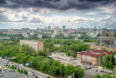 City of Donetsk, Ukraine — Stockfoto