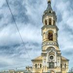 Stavropol. Cathedral Andrew Pervozvannogo — Stock Photo #50426423
