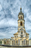 Stavropol. Cathedral Andrew Pervozvannogo — Foto Stock