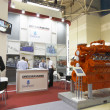 International exhibition NEFTEGAZ-2012 — Stock Photo #12825165