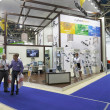 Stock Photo: International exhibition NEFTEGAZ-2012