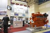 Internationale tentoonstelling Naftohaz-2012 — Stockfoto