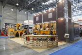 International Exhibition INTERAVTO — Stock Photo