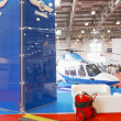 International Helicopter Industry Exhibition HeliRussia — Stock Photo #13806351