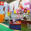 International Exhibition World of Childhood — Stock Photo #15365255