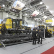 Foto Stock: International exhibition AGROSALON