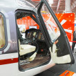 Foto de Stock  : International Helicopter Industry Exhibition HeliRussia