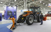 International exhibition AGROSALON — Stock Photo