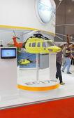 Internationella helikopter industri utställningen helirussia — Stockfoto
