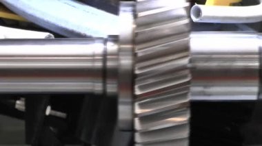 Machine tool — Stockvideo