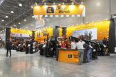 Mezinárodní výstava stavebních zařízení a technologií — Stock fotografie