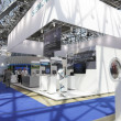 International exhibition NEFTEGAZ-2012 — Stock Photo #30217727
