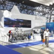 International exhibition NEFTEGAZ-2012 — Stock Photo #30223133