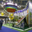International exhibition NEFTEGAZ-2012 — Foto Stock #30226887