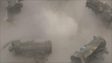 The fog — Stock Video