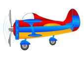 Small plane — Stock Vector
